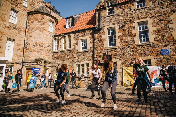 Image for Edinburgh voted the best budget city to attend university in